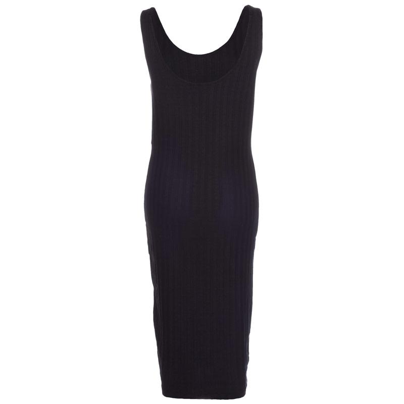 Šaty Vero Moda Womens Karma Dress Black