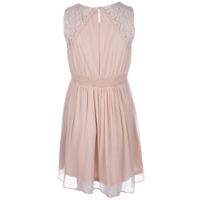 Šaty Vero Moda Womens Freja Mini Dress Navy