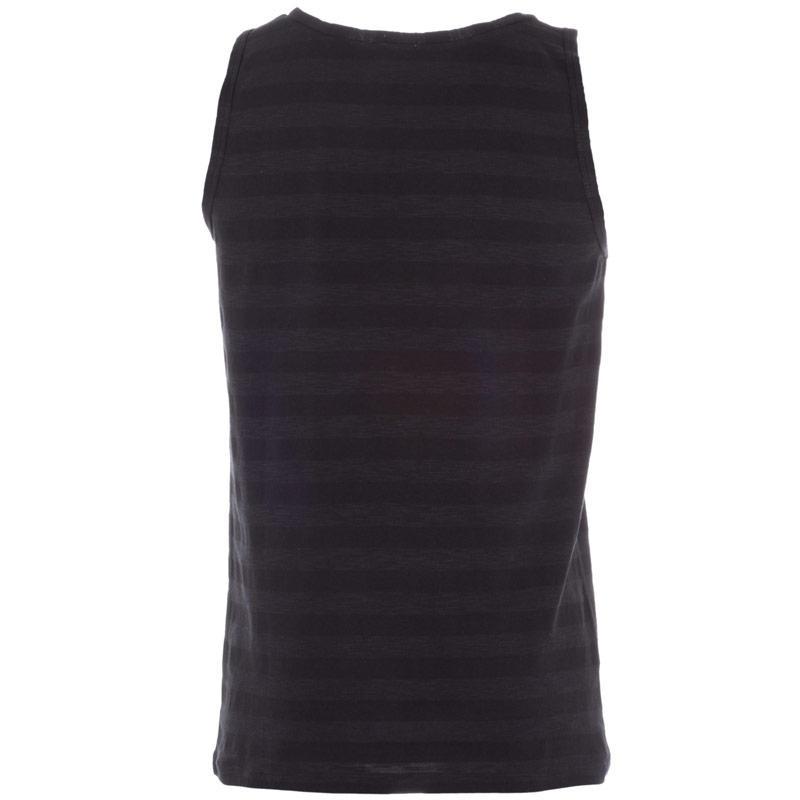 Tílko Diesel Mens Bmowt-Zaby Vest Black