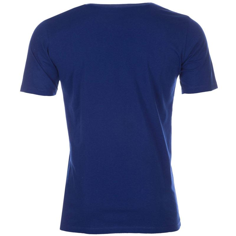Tričko Diesel Mens T-Webmarwa T-Shirt Blue