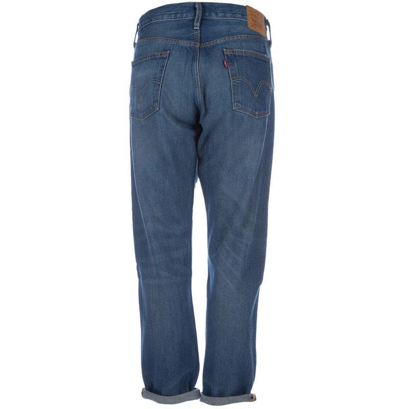 Levis Womens 501 CT Cali Cool Jeans Denim, Velikost: W29/L32