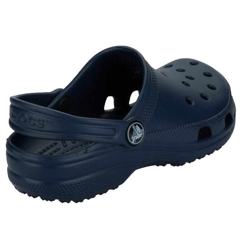 Boty Crocs Children Boys Classic Kids Crocs Navy