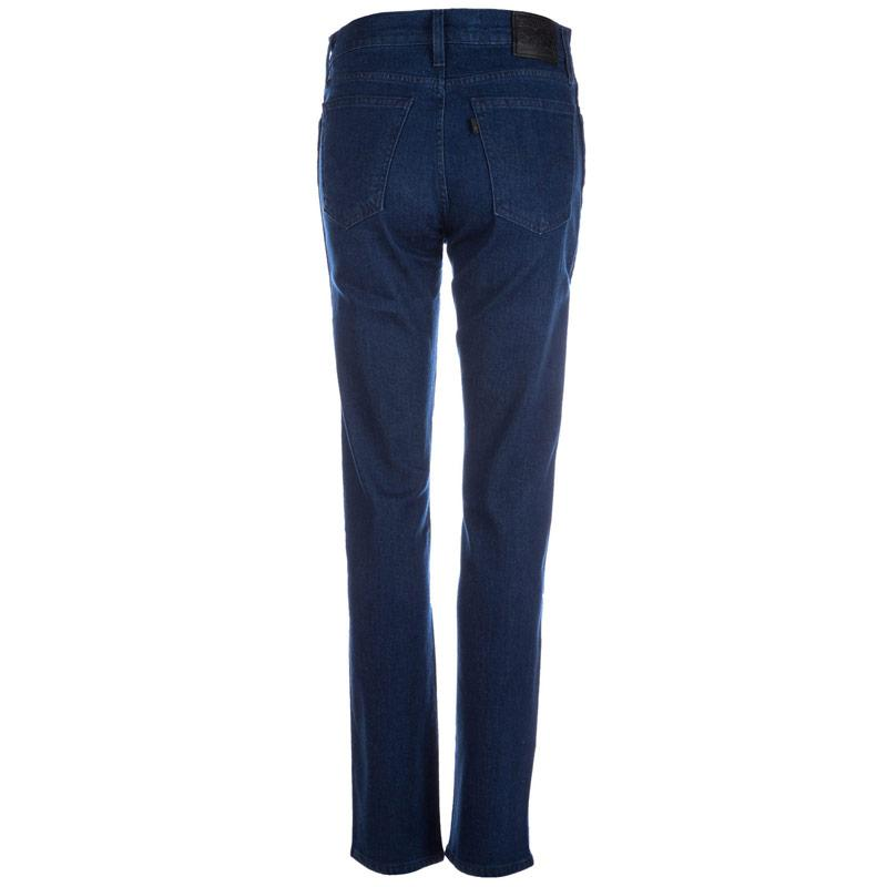 Levis Womens The Runaway Slim Jeans Indigo