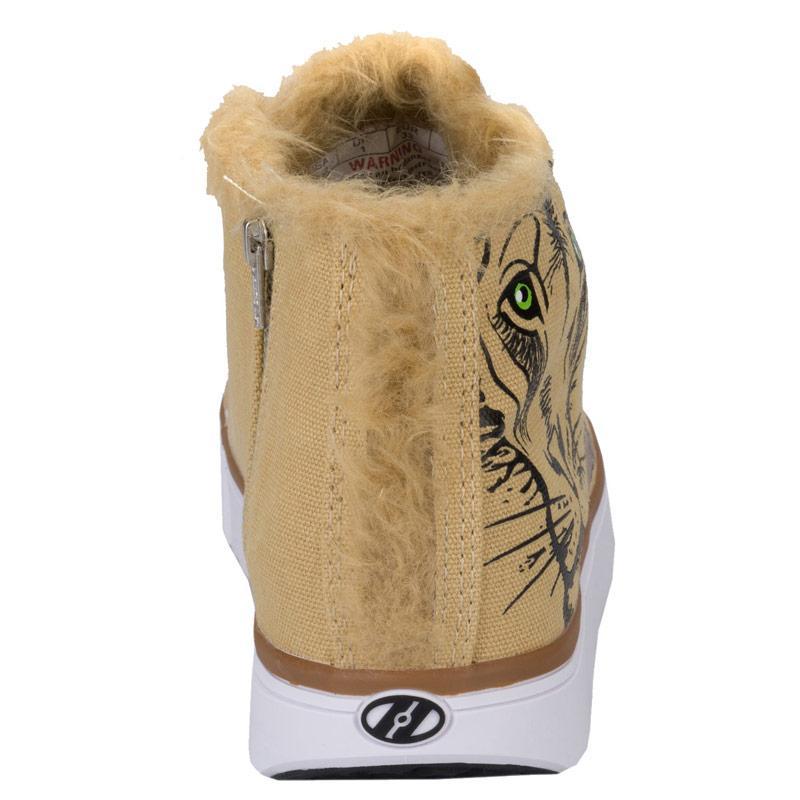Boty Heelys Junior Zoo Series Lion Trainers Brown
