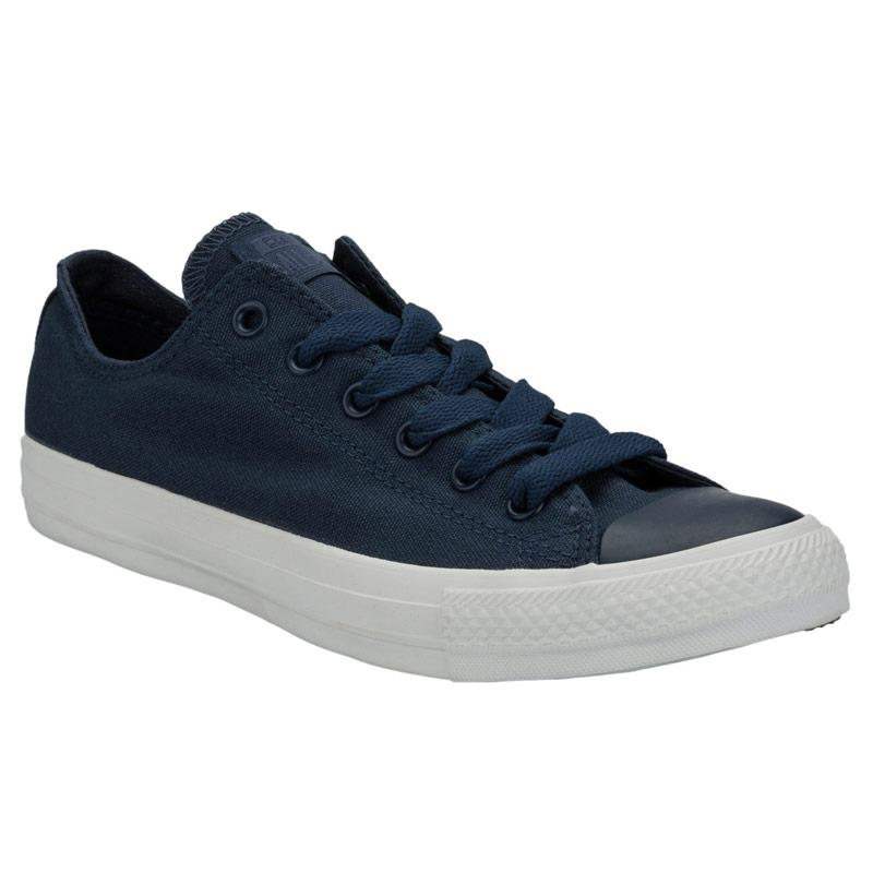 Boty Converse Mens CT Ox Trainers Navy