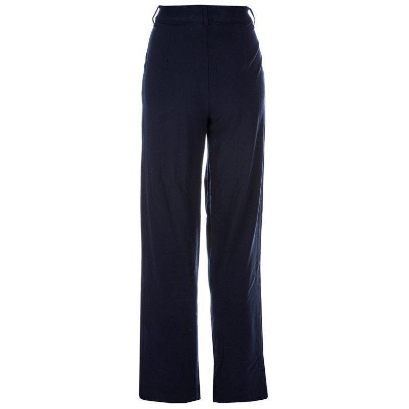 Kalhoty Vero Moda Womens Dorine Pants Navy