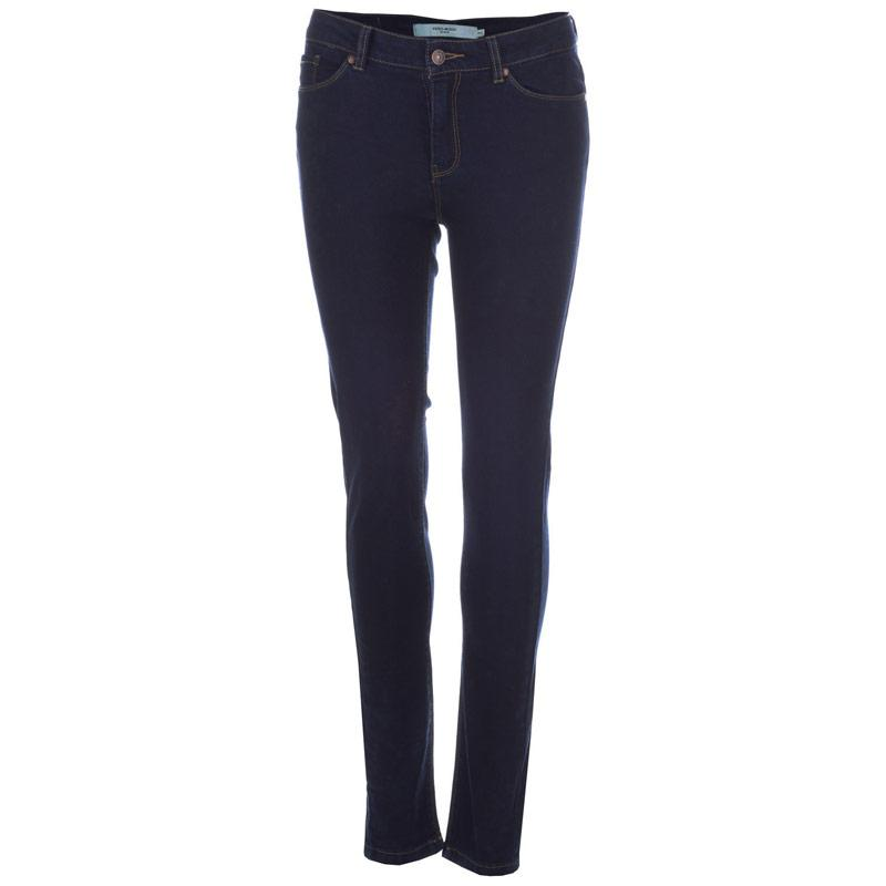 Vero Moda Womens Seven Slim Jeans Denim