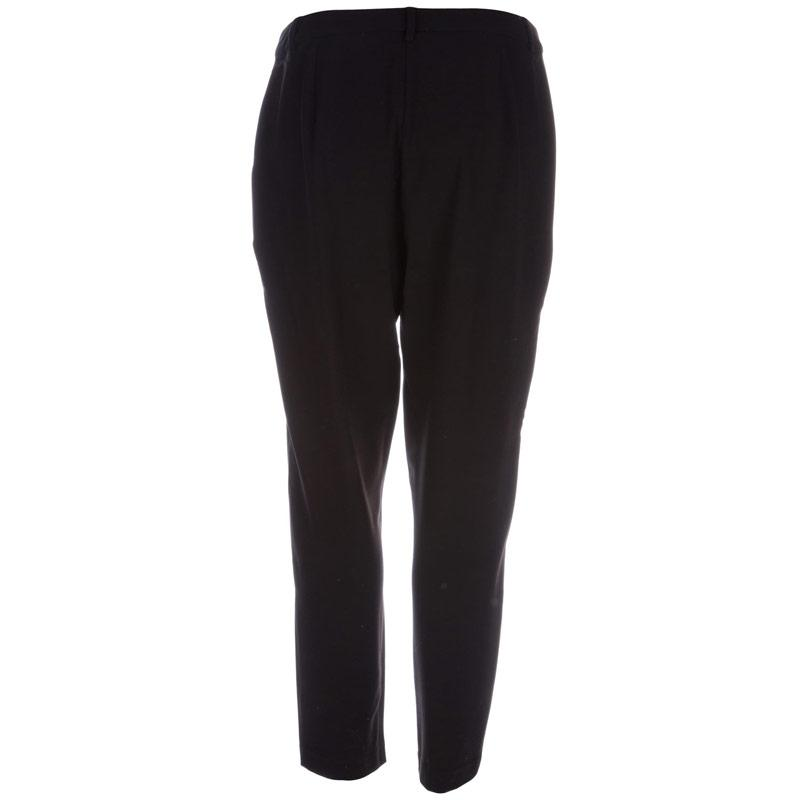 Kalhoty Vero Moda Womens Wrapy Pants Black