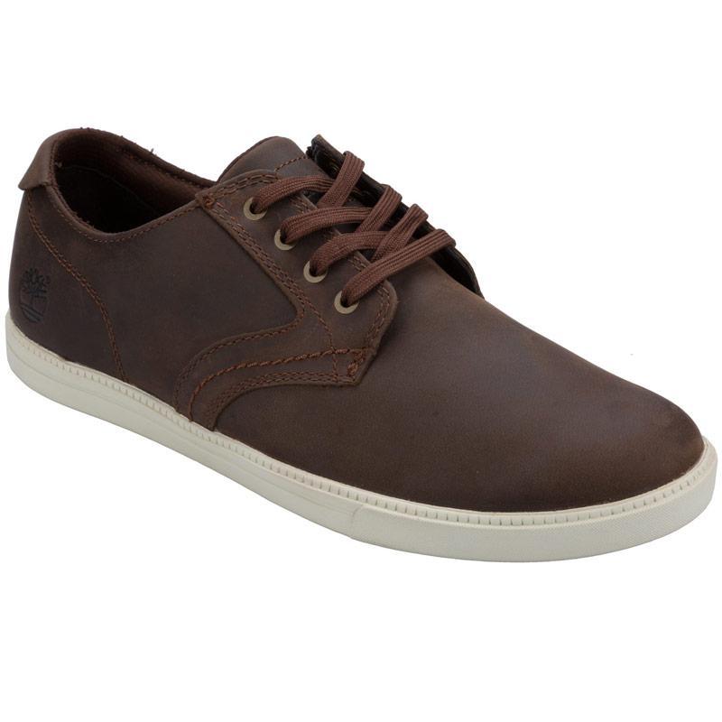 Boty Timberland Mens Fulk Ox Shoe Brown, Velikost: UK6,5 (euro 40)