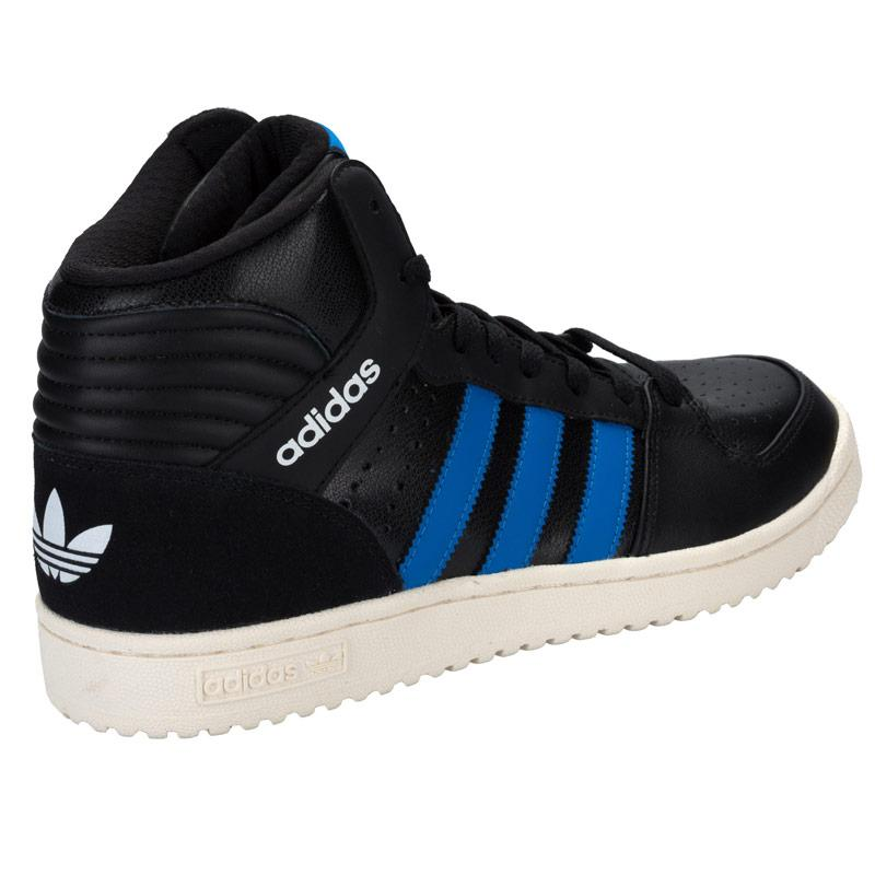 Boty Adidas Originals Mens Pro Play 2.0 Trainers Black