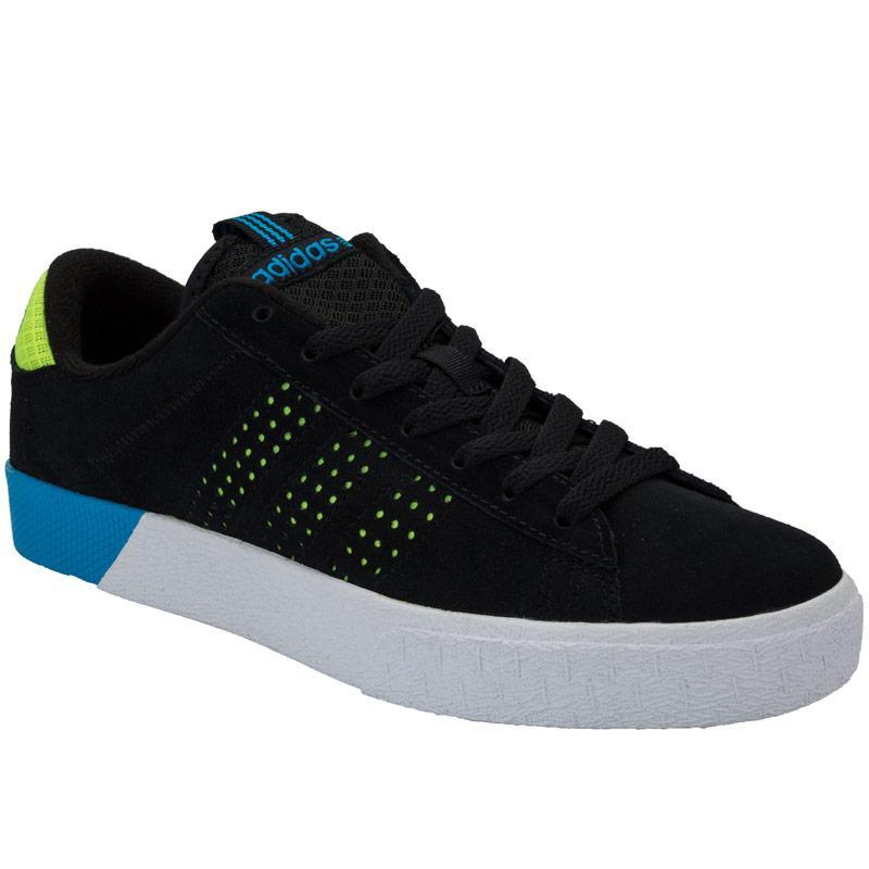 Boty Adidas Neo Mens Daily Ultra Trainers Black, Velikost: UK7 (euro 41)
