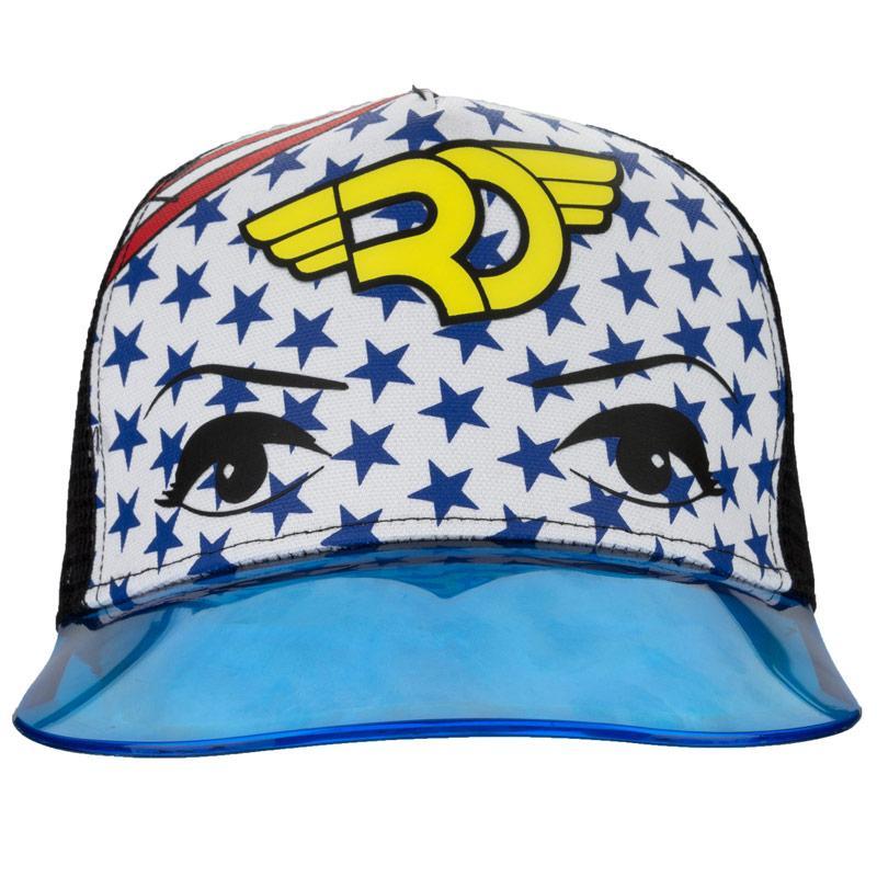 Adidas Originals Rita Ora Super Cap White blue