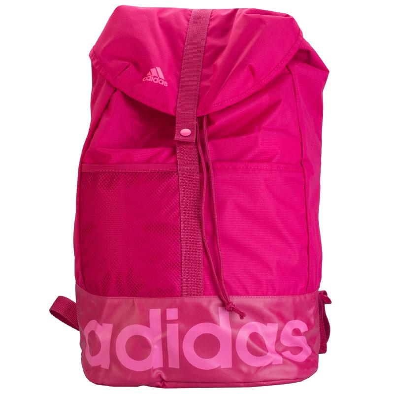 Adidas Womens Linear Bag Pink