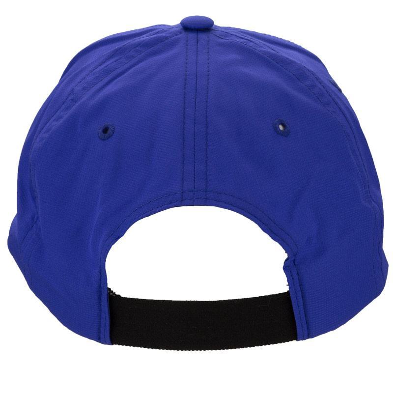 Adidas Climalite 3 Stripe Cap Blue