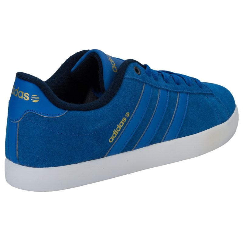 Boty Adidas Neo Mens Derby ST Trainers Black