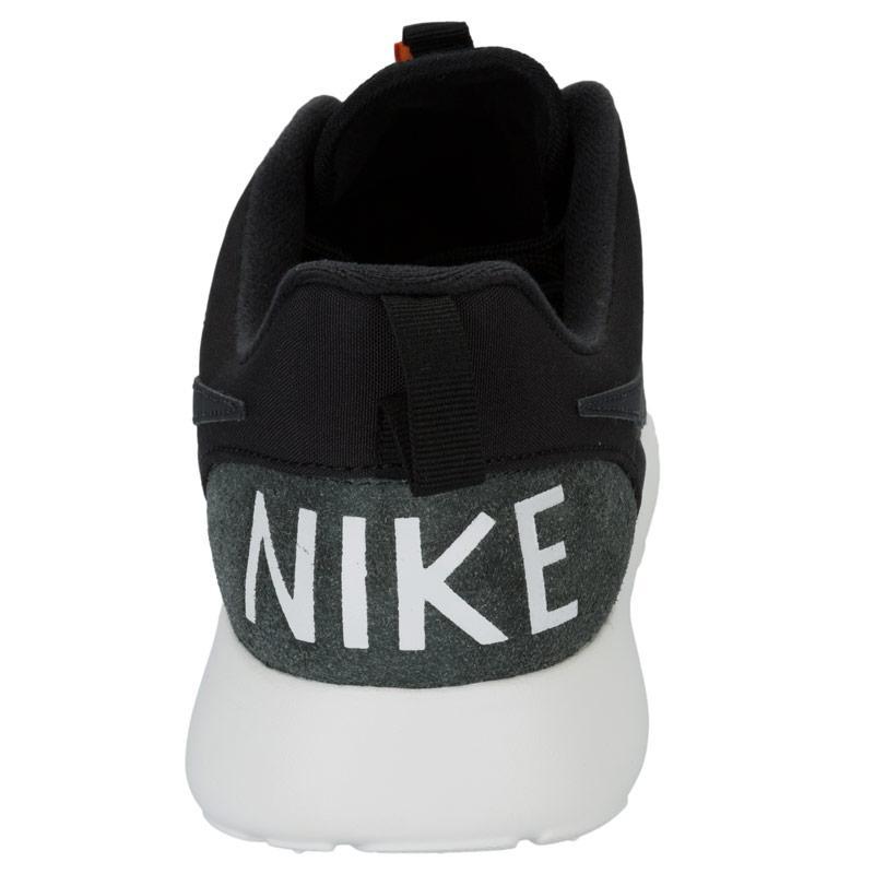 Boty Nike Mens Roshe One Retro Trainers Black Grey