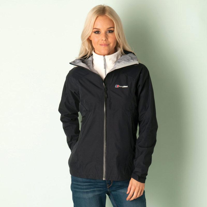 Bunda Berghaus Womens Electra Gore Tex Jacket Black