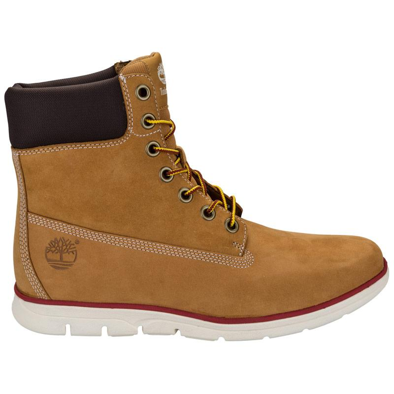 Boty Timberland Mens 6 Inch Boots Wheat, Velikost: 14 (L)