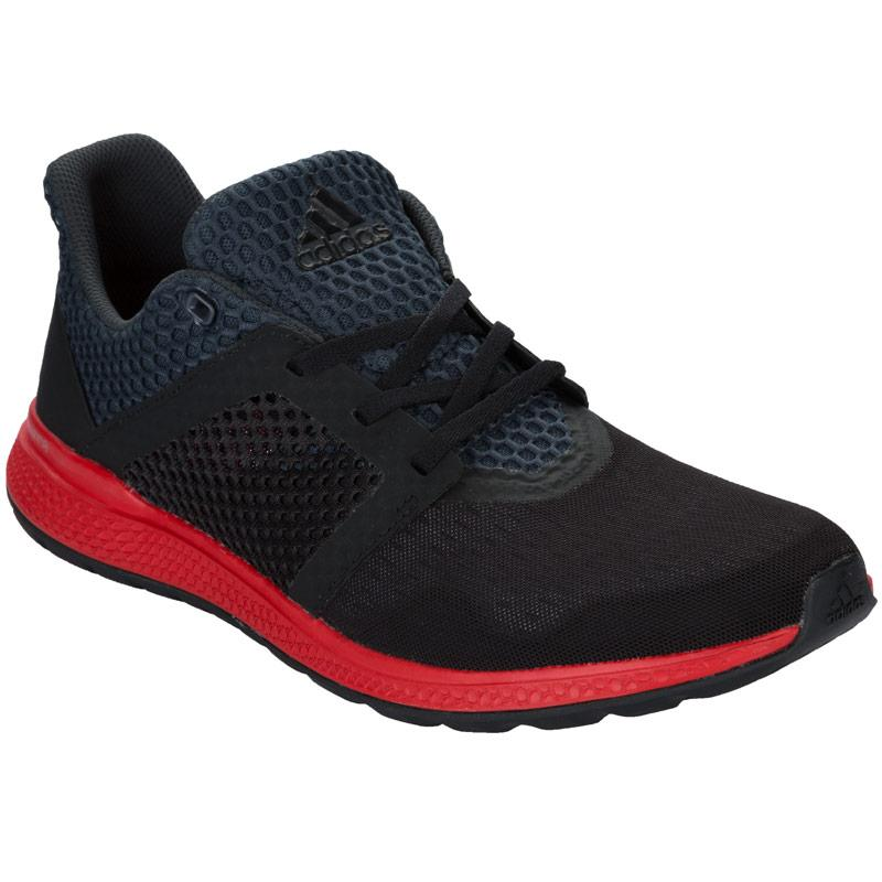 Adidas Mens Energy Bounce 2 Running Shoes Black