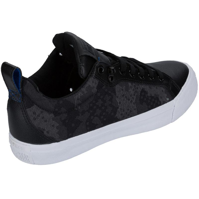 Boty Converse Mens All Star Fulton Ox Trainers Black