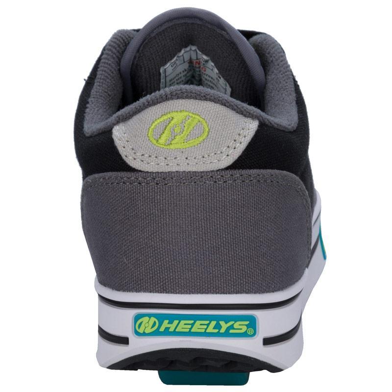 Boty Heelys Children Boys Launch Trainers Grey black