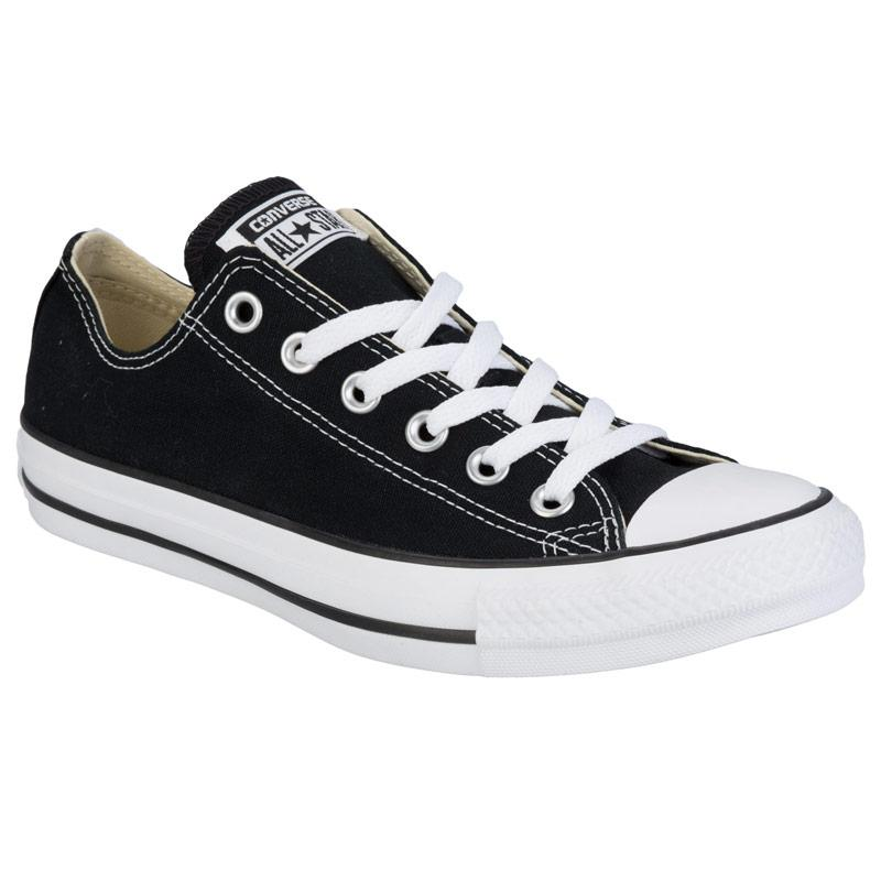 Boty Converse Mens All Star Ox Trainers Black