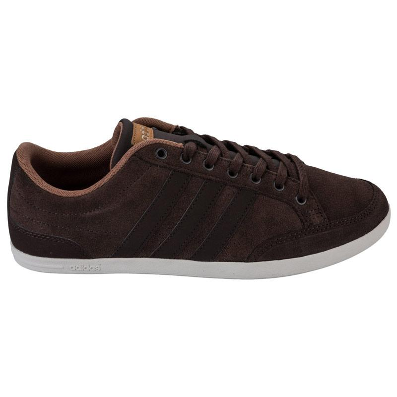 Boty Adidas Neo Mens Carflaire Trainers Brown