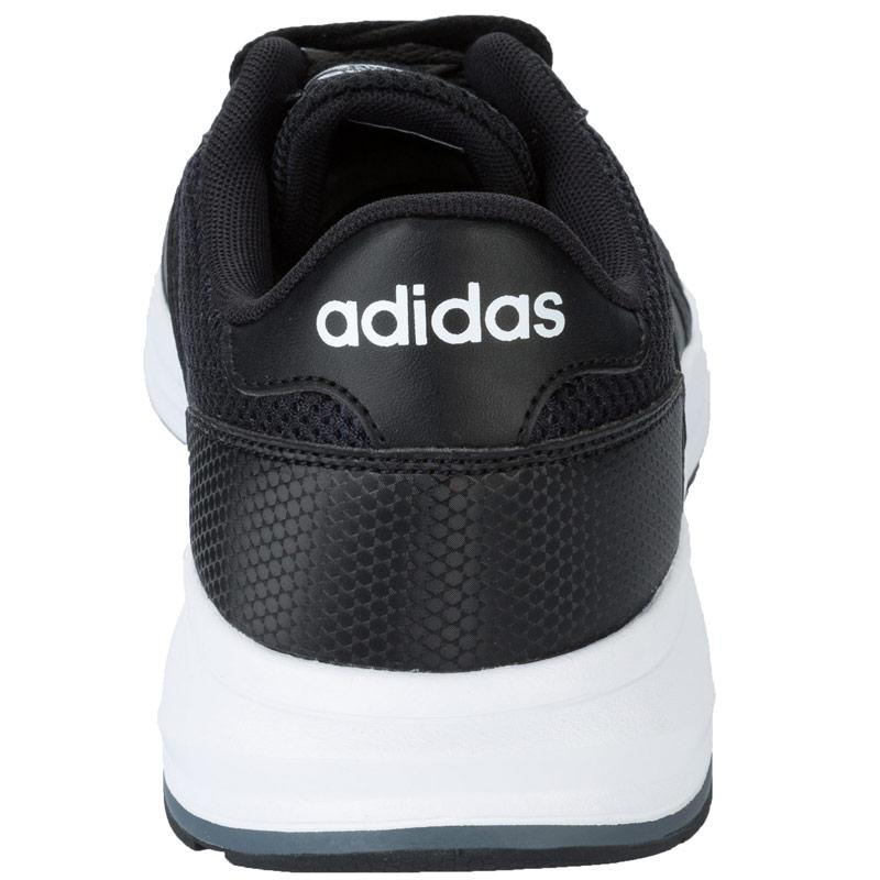 Boty Adidas Neo Mens Cloudfoam Saturn Trainers Black