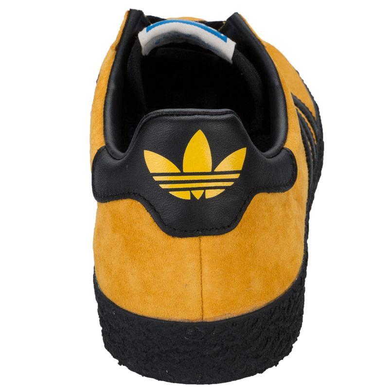 Boty Adidas Originals Mens Jamaica Trainers Gold