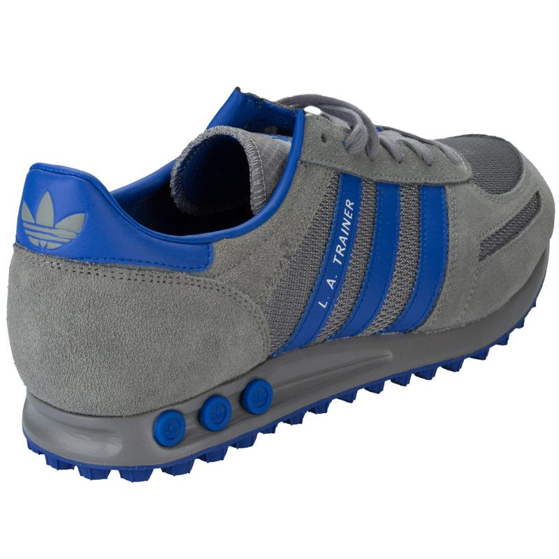 Boty Adidas Originals Mens LA Trainers Grey