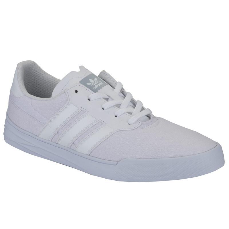 Boty Adidas Originals Mens Triad Trainers White, Velikost: 12 (M)