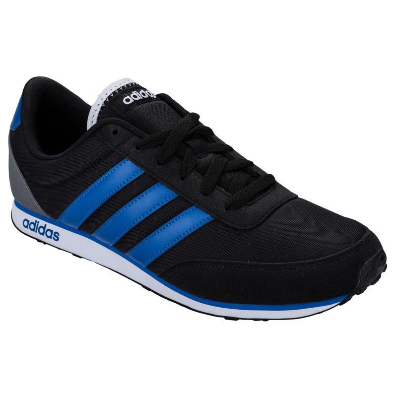 Boty Adidas Neo Mens V Racer Trainers Black