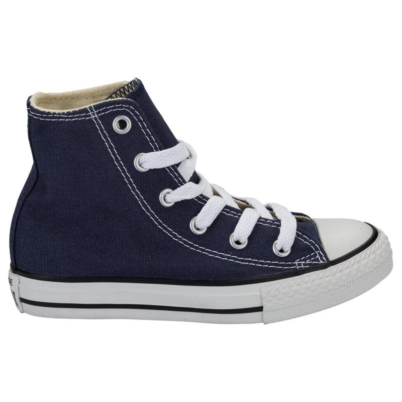 Boty Converse Children CT Ox Hi Trainers Navy