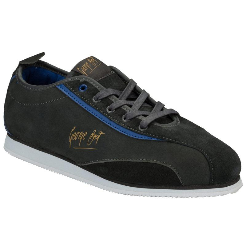 Boty George Best Mens Pro Trainers Grey