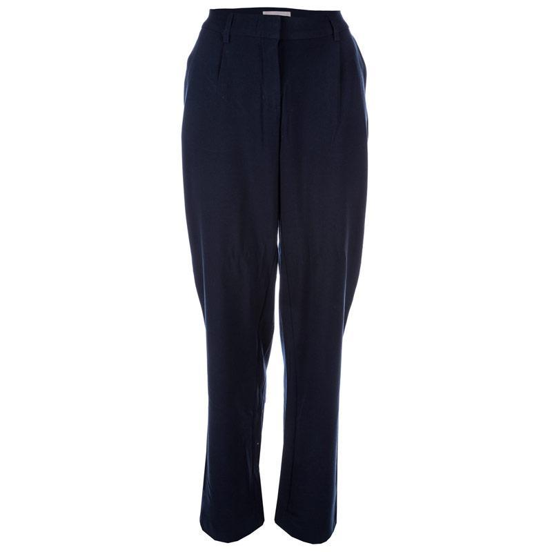 Kalhoty Vero Moda Womens Dorine Pants Black