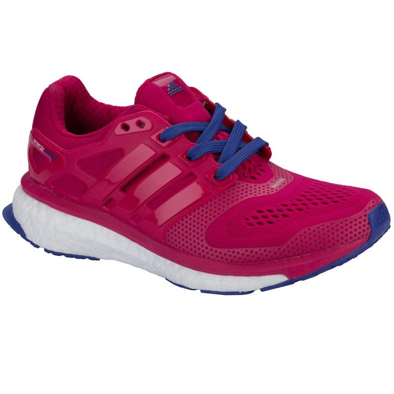 Adidas Junior Girls Energy Boost Trainers Pink