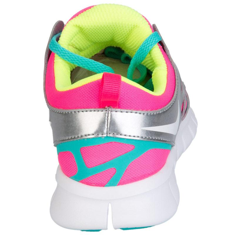 Nike Junior Girls Free Run 2 Trainers Pink