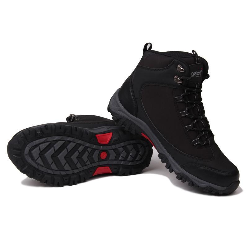 Boty Gelert Softshell Boots Mens Black