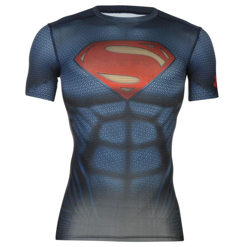 Under Armour Hero All Over Print Short Sleeve T Shirt Mens...