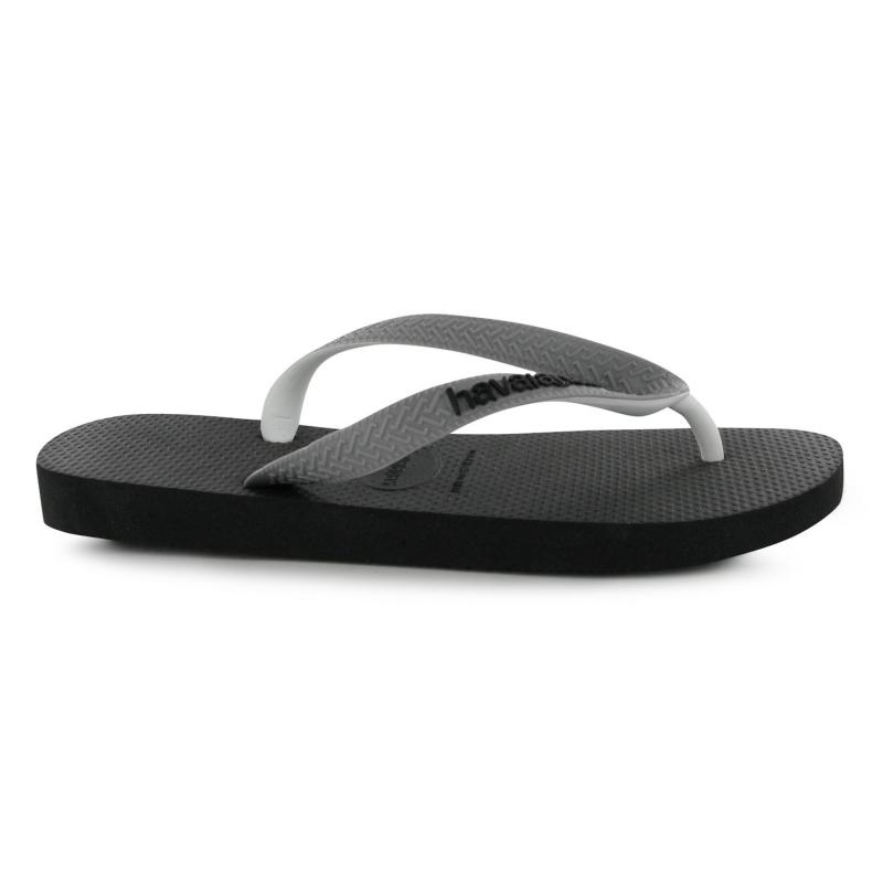 Boty Havaianas Top Mix Flip Flops Black/Grey
