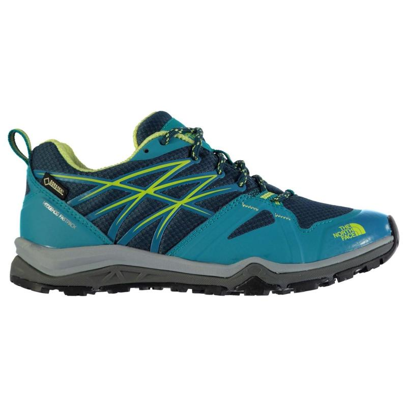 Boty The North Face Hedgehog GTX Low Hiking Shoes Ladies Blue, Velikost: UK4 (euro 37)