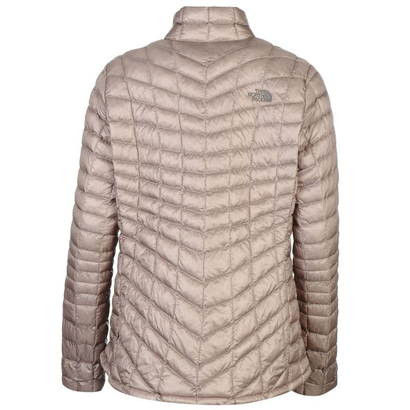 Bunda The North Face Thermoball Ladies Jacket Silver, Velikost: 10 (S)
