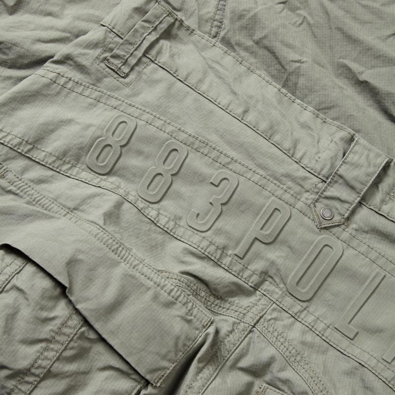 Kalhoty 883 Police Ezra Mens Cargo Pants Green