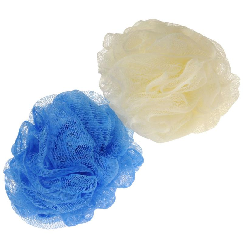 Heatons Shower Puff Pack of 2 -