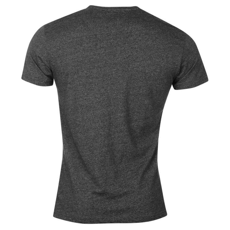 Tričko Hilfiger Denim Jasper T Shirt by Hilfiger Denim Black