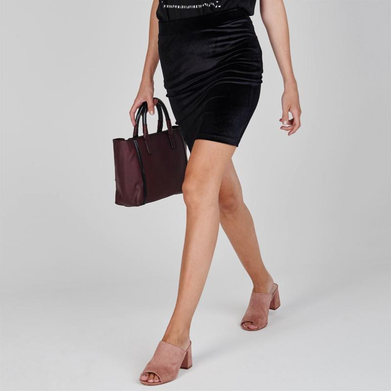 Sukně JDY Sherry Pencil Skirt Black