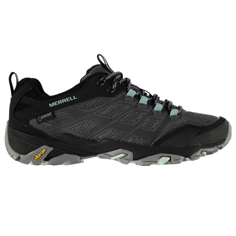 Boty Merrell Moab FST Gore Tex Walking Shoes Ladies Granite, Velikost: UK5 (euro 38)