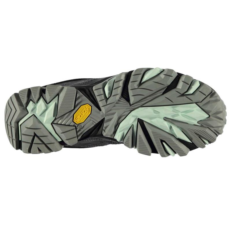 Boty Merrell Moab FST Gore Tex Walking Shoes Ladies Granite