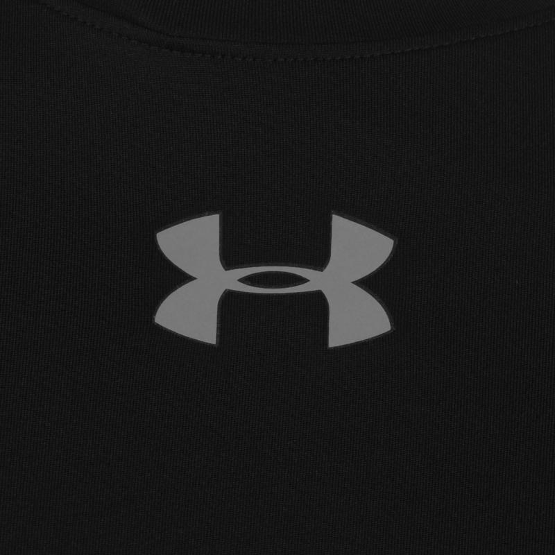 Under Armour Long Sleeve T Shirt Junior Boys Black