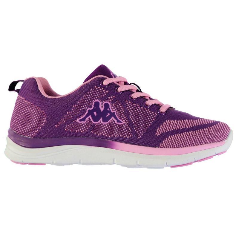 Boty Kappa Asilet Running Shoes Ladies Grn Lime/Grey, Velikost: UK7 (euro 41)